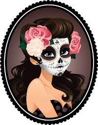 best 25 sugar skull ideas on sugar skull