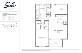 169 Fort York Blvd Floor Plans by 1 Bedroom Den Descargas Mundiales Com