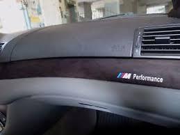 Bmw M3 E46 Interior Bmw E46 M3 3 Series Interior Trim Alcantara Facture M Performance