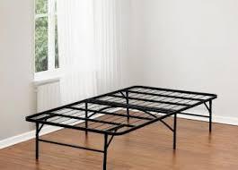 metal twin frame canada your zone loft with bonus mattress white