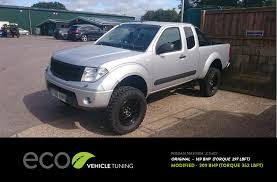 nissan navara 2009 nissan navara 2 5 dci d40 ecu remap eco vehicle tuning