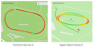 Tomtom Map Updates The Ultimate Runner U0027s Review Of Apple Watch Series 2