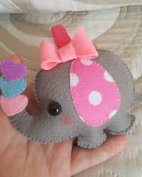 pdf pattern elephant baby animal ornament by bauldemalinka