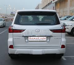 lexus minivan used lexus lx 570 5 door 5 7l 2017 car for sale in doha 730034