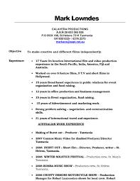 Objective Resume Criminal Justice Public Relations Objective Resume Resume For Your Job Application