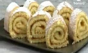 samira tv cuisine recette de biscuit roulé 1 algérie by samira tv algérie