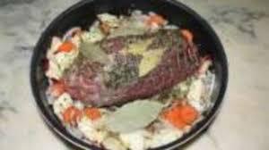 cuisiner un roti de biche rôti de biche recette par certi ferme