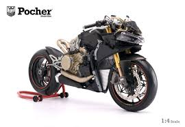 ducati motorcycle pocher ducati panigale 1299 s 1 4 metal kit hk107