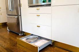 kitchen cabinets home depot vs lowes canada base drawers stock