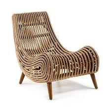 fauteuil design fauteuil design en bois dan by drawer