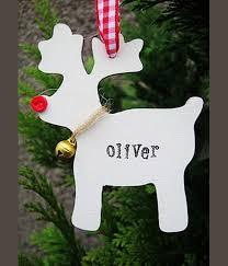 Reindeer Christmas Decoration Template by Christmas Crafts Free U0026 Premium Templates