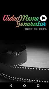 Meme Video Generator - video meme generator android apps on google play