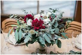 winter park florist silverwood park winter wedding minneapolis florist