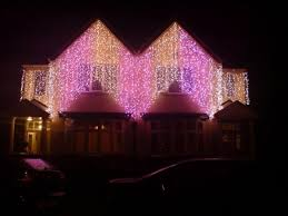 Christmas Lights For House by Curlew Secondhand Marquees Pea Lights Or Fairy Lights Led