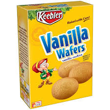 keebler golden vanilla wafers cookies 12 ounce box walmart com