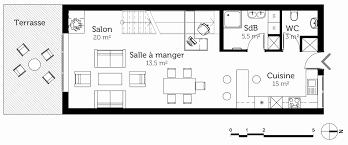 maison avec 4 chambres plan de maison avec patio interieur plan maison 1 chambre