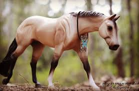 model classic quater horse breyer photography outside nature