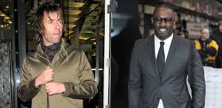 liam gallagher booted idris elba u0027s hat across the room the blemish
