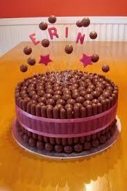 25 chocolate finger cake ideas birthday cakes