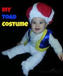 Baby Mario Halloween Costume 25 Toad Costume Ideas
