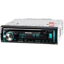 pioneer deh x5800hd single din in dash cd receiver