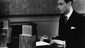 bbc one king george vi broadcasting to the empire in 1937 cue
