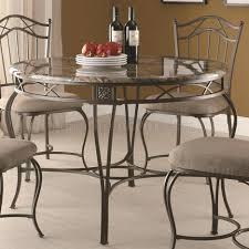 dorel living faux marble top dining table set black carter 23654