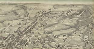 Map Of Atlanta Ga Area by G W Collier House