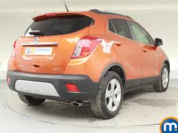 opel orange used orange vauxhall mokka for sale rac cars