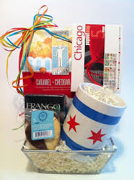 gift baskets for clients chicago themed gift baskets for clients events family friends