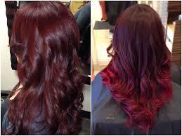Deep Purple Color 60 Burgundy Hair Color Ideas Maroon Deep Purple Plum Burgundy