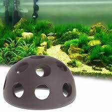 aliexpress buy aquarium ceramic rock cave shelter hiding