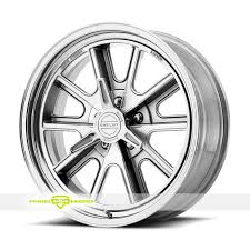 american racing vn427 shelby cobra polished wheels for sale
