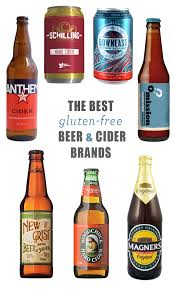 is bud light gluten free the best gluten free beer and cider list canada us