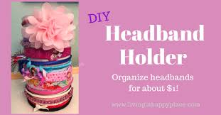 hair tie holder easy headband holder and hair tie organizer