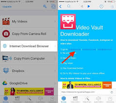 dropbox youtube download how to download youtube video in free on iphone ipad ipod