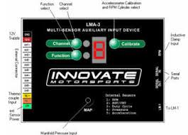 portable tuning with the innovate lm 1