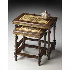butler specialty nesting tables butler specialty heritage nesting tables 2290070