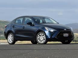 toyota lowest price car report 2017 toyota yaris ia ny daily