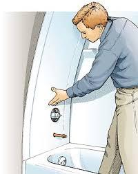Installing A Plastic Backsplash Youtube by Installingtub Surround How To Install A Tub Surround