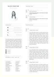 graphic design resume template u2013 inssite
