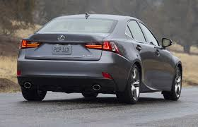 lexus ix 250 2014 lexus is250 rear photo on automoblog