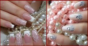 bridal nail art designs u0026 wedding nail ideas