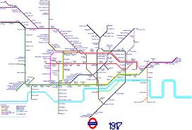 Underground Map London Underground Map In 1917 By Andrewtiffin On Deviantart