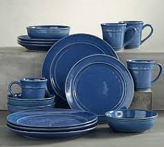 Nautical Themed Dinnerware Sets - dinnerware sets pottery barn