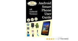 android user guide android smartphone user guide for beginners all android versions
