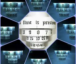 cardboard paper ring clock 10 steps with pictures