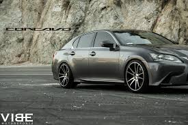 lexus gs350 f sport custom lowered gs350 f sport on 20