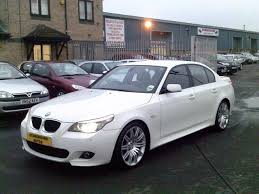 used bmw 5 series estate for sale used bmw 5 series 2008 white colour diesel 520d m sport saloon for