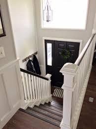 split level homes interior a diy split level entry makeover before after split level entry